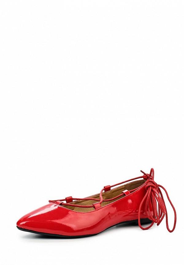 Туфли на плоской подошве Coco Perla 891