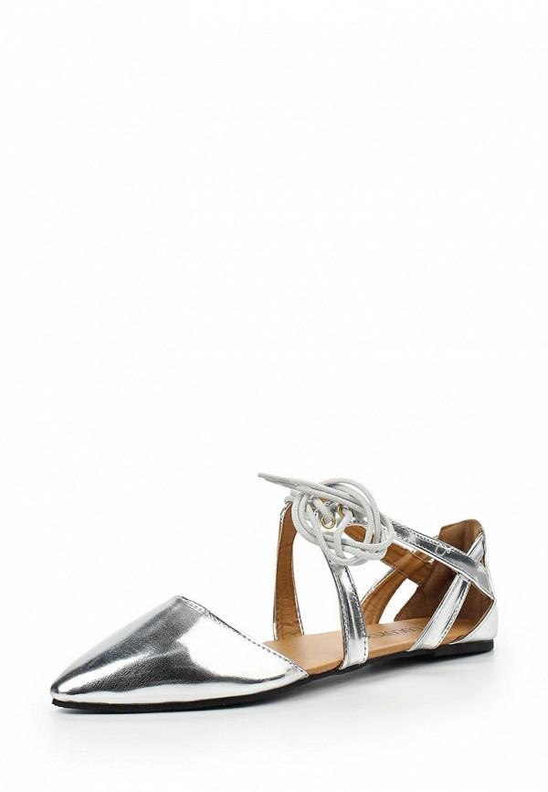 Туфли на плоской подошве Coco Perla 894