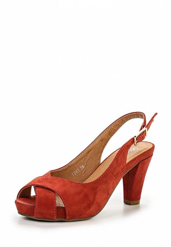 Босоножки на каблуке Coco Perla 1043