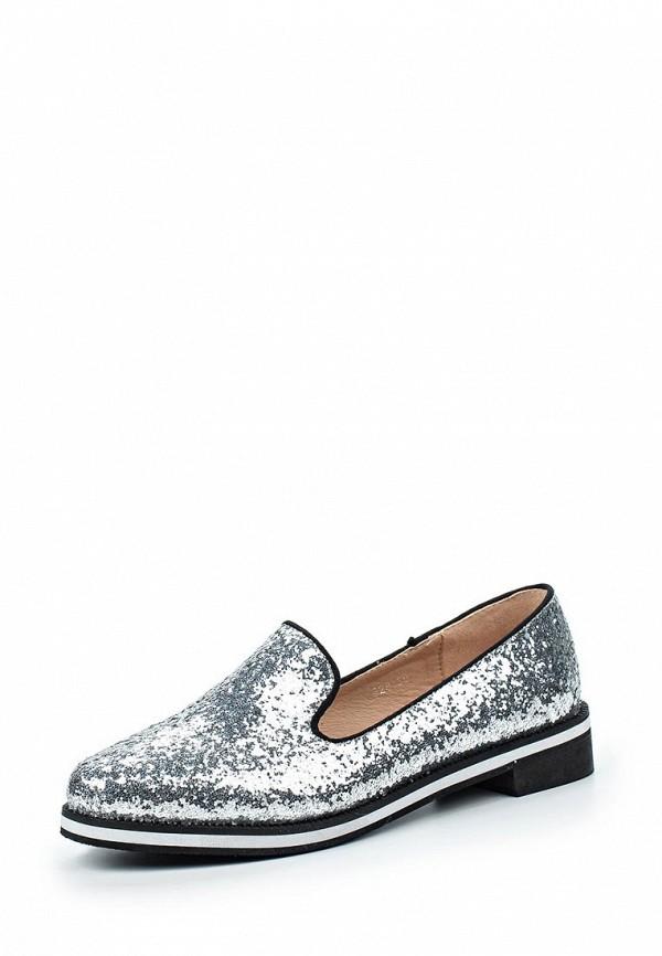 Туфли на плоской подошве Coco Perla 828