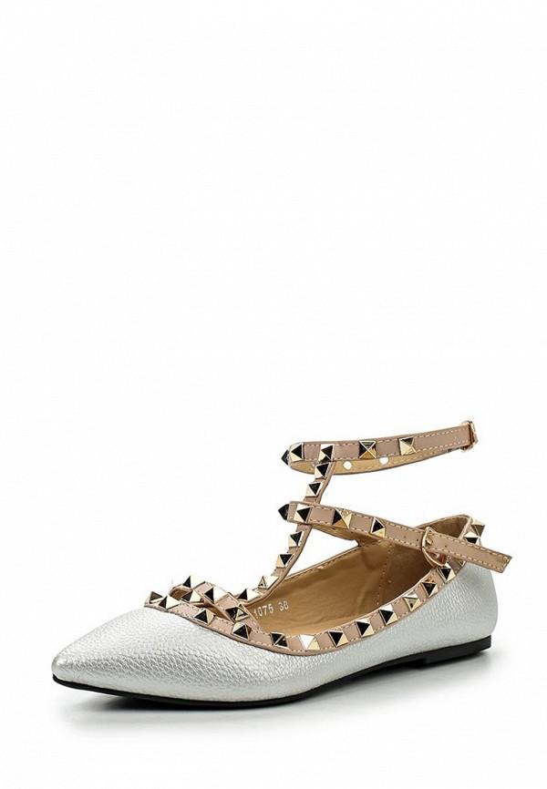 Туфли на плоской подошве Coco Perla 1075