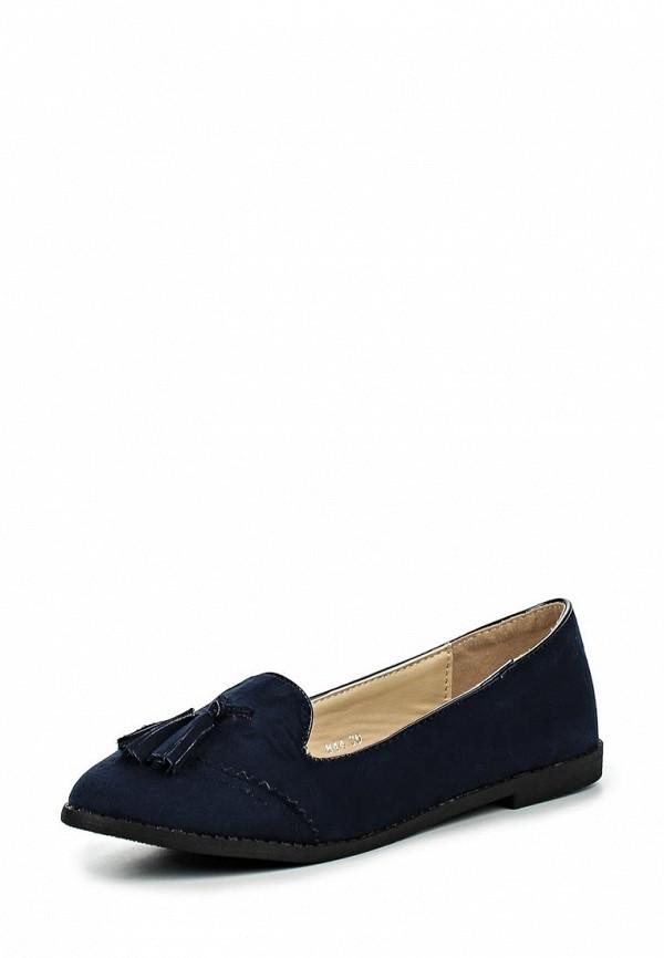 Туфли на плоской подошве Coco Perla 844