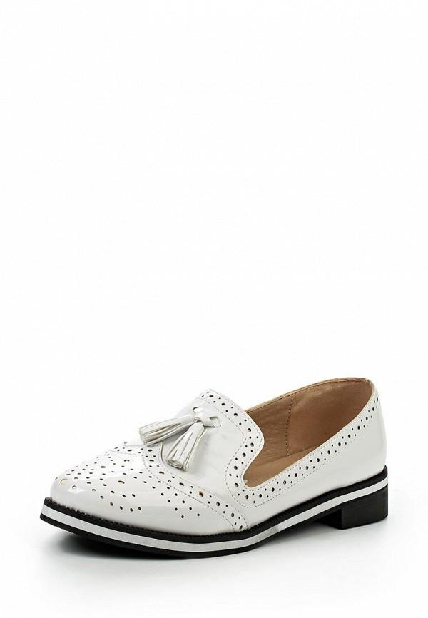 Туфли на плоской подошве Coco Perla 829