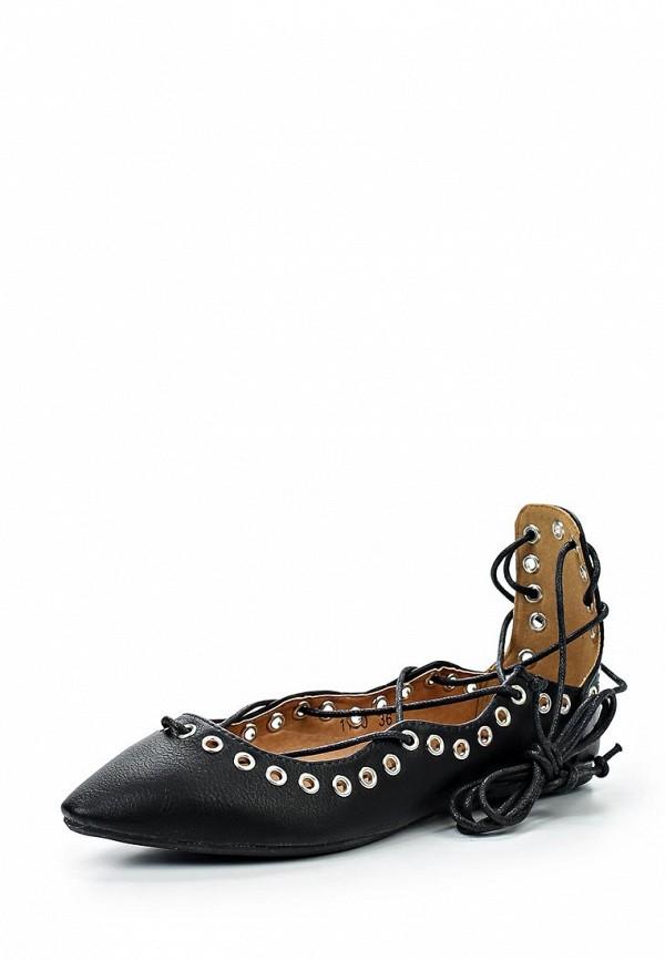Туфли на плоской подошве Coco Perla 1100