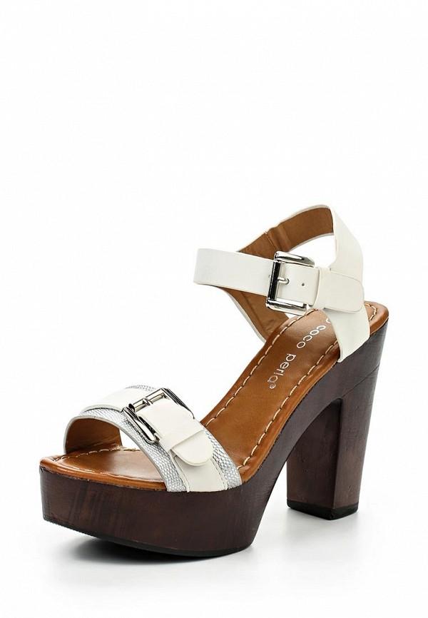 Босоножки на каблуке Coco Perla 1030