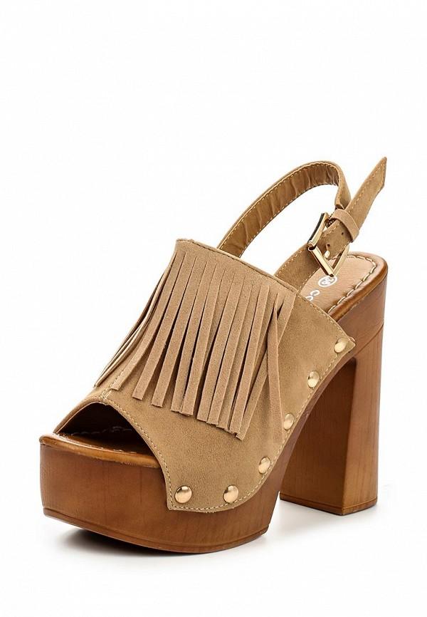 Босоножки на каблуке Coco Perla 1031
