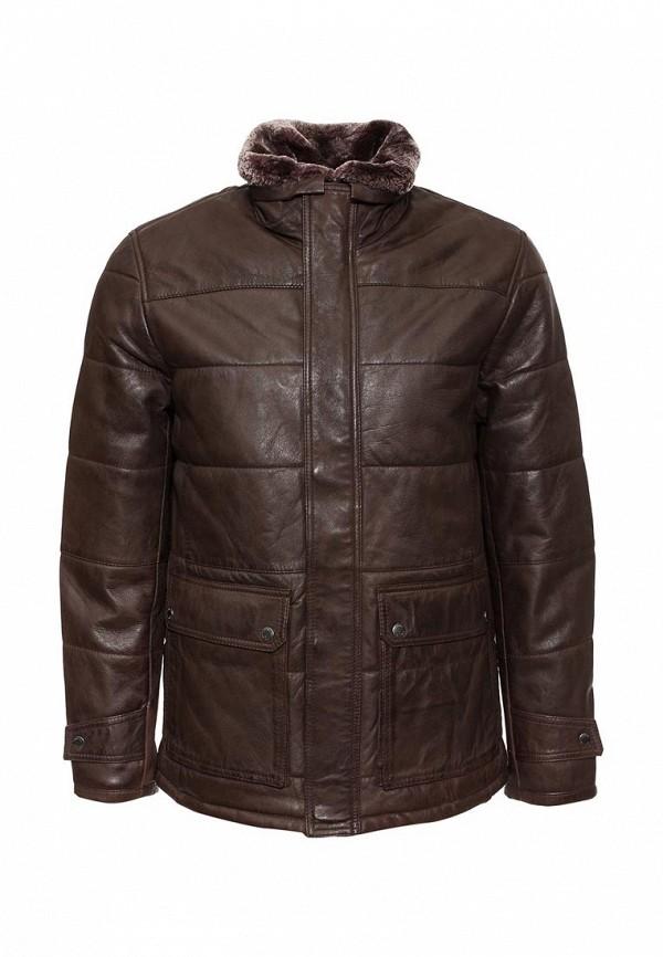 Кожаная куртка Cortefiel 1826182