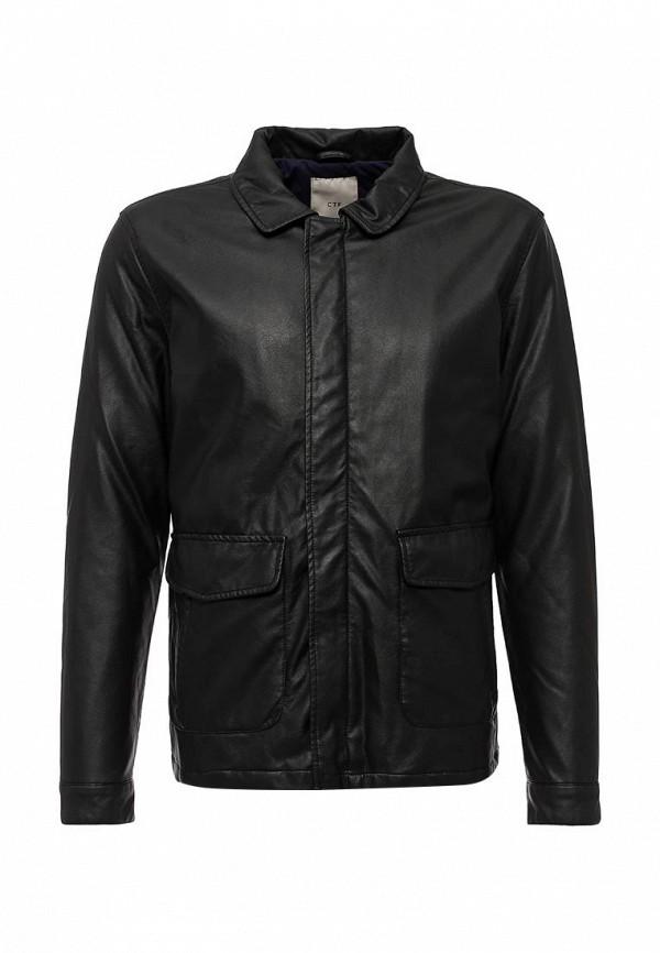 Кожаная куртка Cortefiel 7877153
