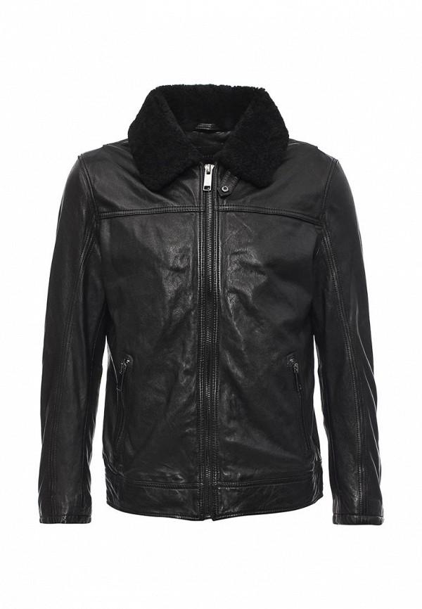 Кожаная куртка Cortefiel 1818694