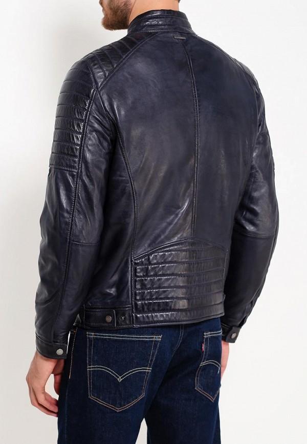 Фото Куртка кожаная Cortefiel. Купить с доставкой