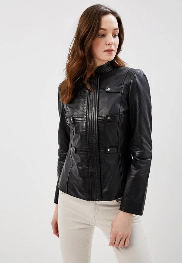 Куртка кожаная Cortefiel Cortefiel CO046EWAIHB0