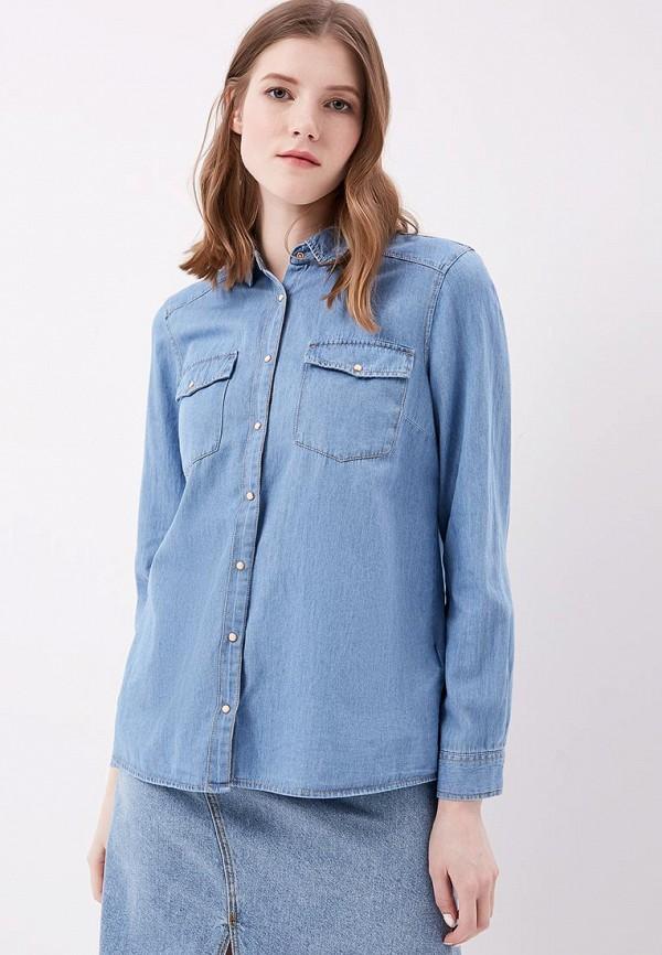 Рубашка джинсовая Cortefiel Cortefiel CO046EWAIHB8 at p co рубашка джинсовая атипико franciacpb33 0915 синий 42