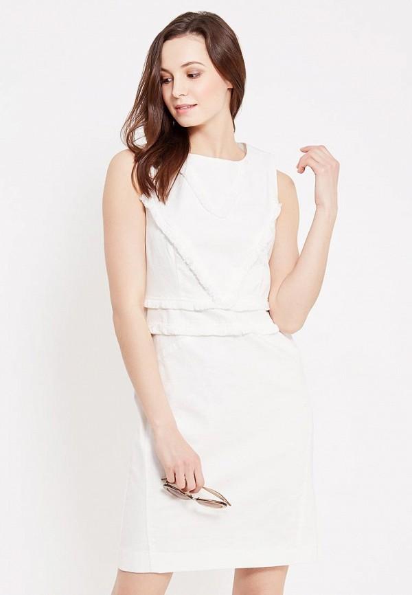 Платье Cortefiel Cortefiel CO046EWRCP10 кардиган cortefiel cortefiel co046emwis90