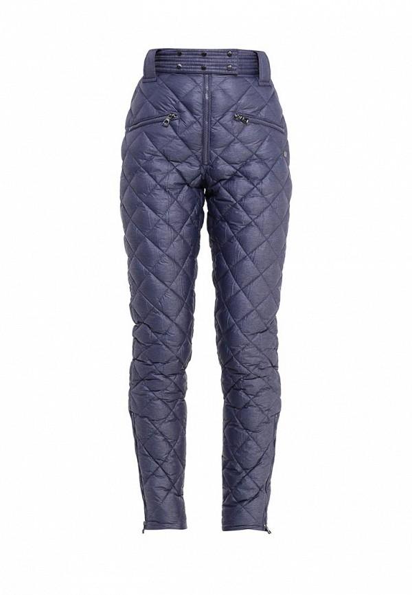 Женские утепленные брюки Conso Wear WP160520 - blue melange
