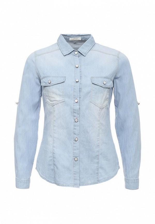 Рубашка джинсовая Coco Nut Coco Nut CO057EWRUJ85 at p co рубашка джинсовая атипико franciacpb33 0915 синий 42