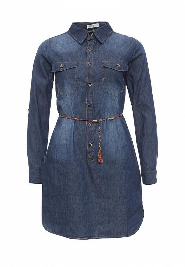 цены на Платье джинсовое Coco Nut Coco Nut CO057EWRUJ99 в интернет-магазинах