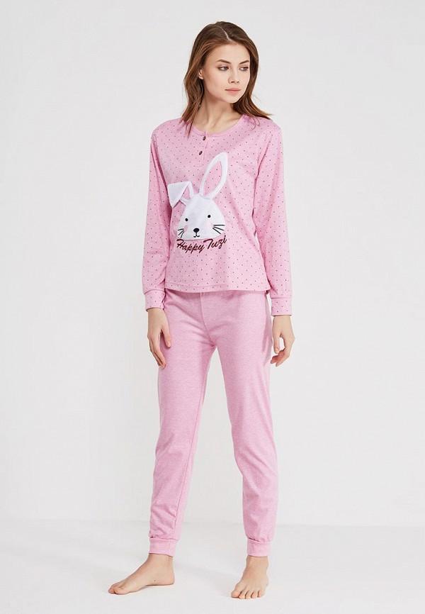 Пижама Cootaiya Cootaiya CO060EWAPZX4 пижама turen цвет розовый