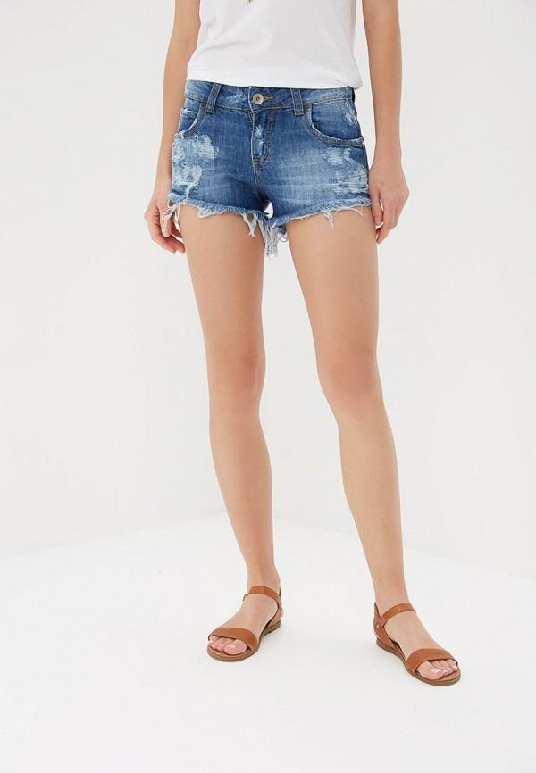 Фото Шорты джинсовые Colcci. Купить с доставкой