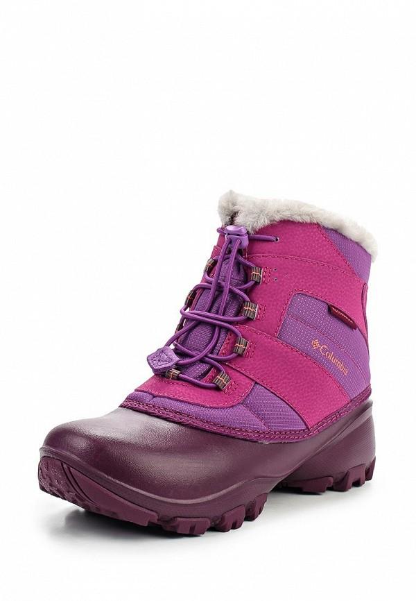 Ботинки для девочек Columbia 1637841