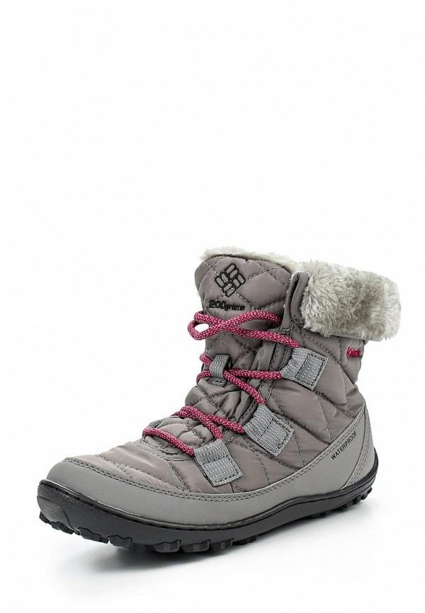 Ботинки для мальчиков Columbia 1709751