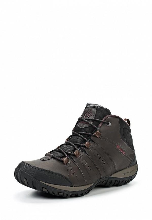Спортивные мужские ботинки Columbia (Коламбия) BM3926