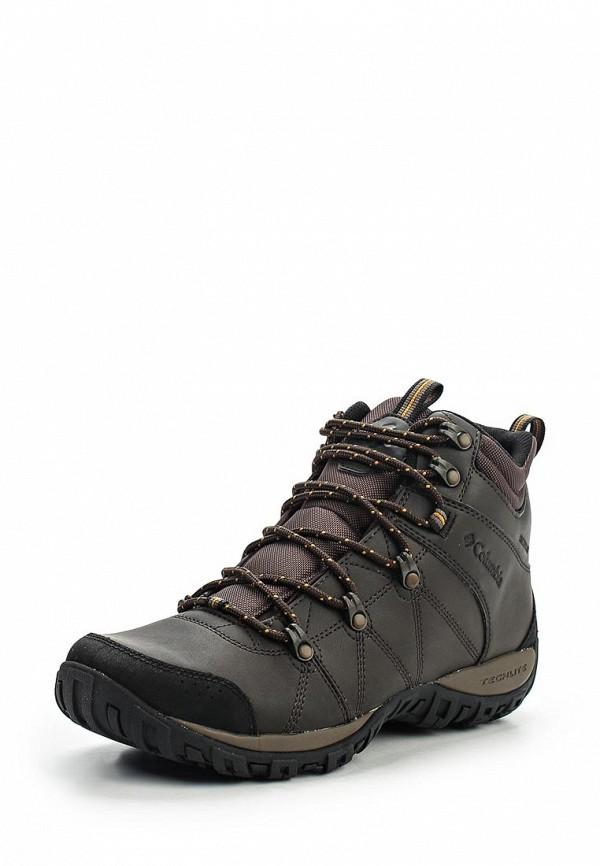 Ботинки трекинговые Columbia Columbia CO214AMMEG75 ботинки трекинговые columbia columbia co214abwdj19