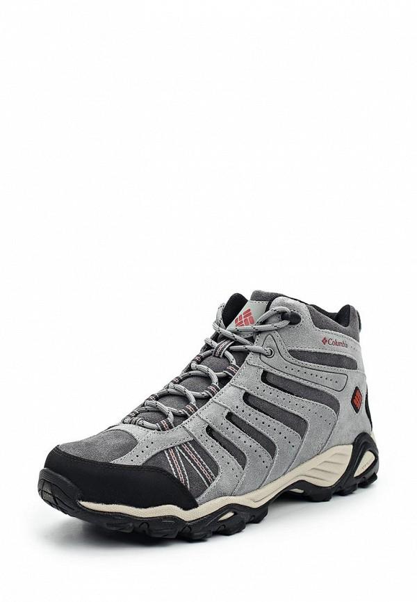 Ботинки трекинговые Columbia Columbia CO214AMWIC54 ботинки трекинговые columbia columbia co214ammeg74