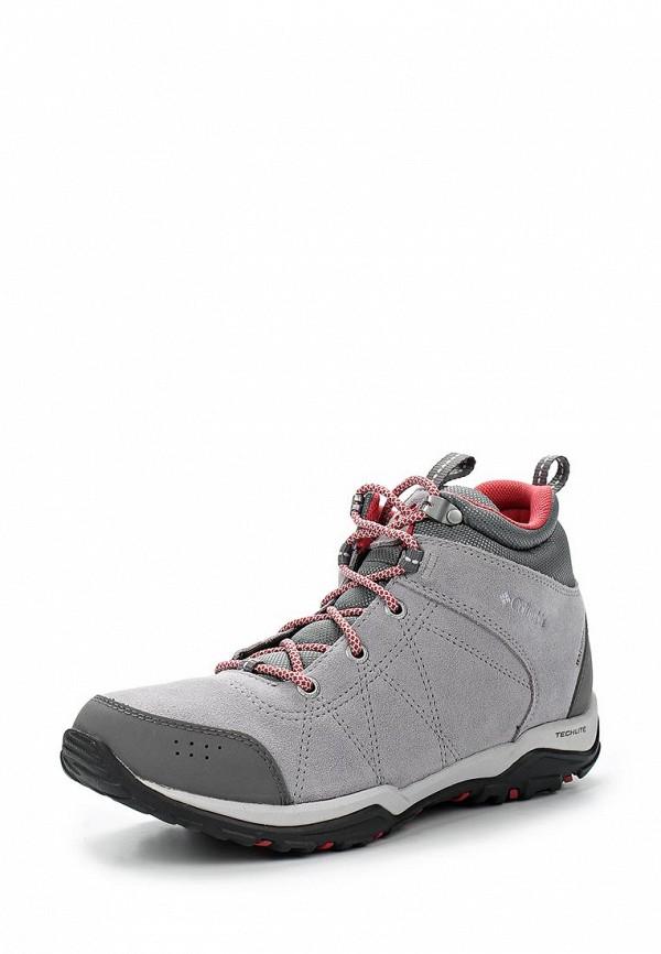 Ботинки трекинговые Columbia Columbia CO214AWWIC60 ботинки трекинговые columbia columbia co214abwdj19