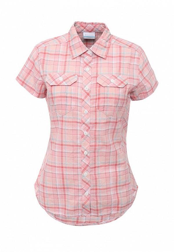 Рубашка Columbia Camp Henry™ Short Sleeve Shirt