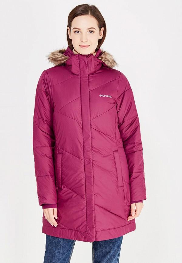 Куртка утепленная Columbia Columbia CO214EWWIB81 columbia куртка утепленная для девочек columbia horizon ride