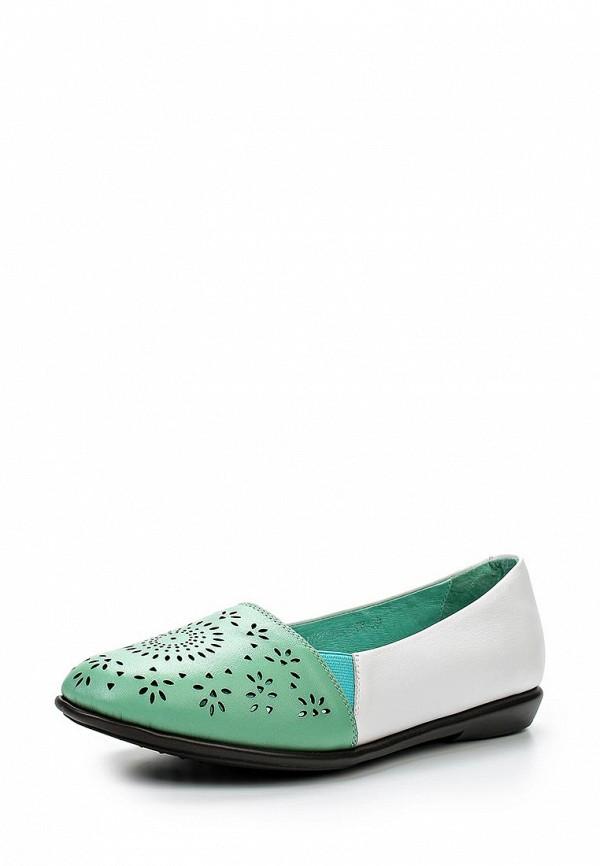 Туфли на плоской подошве Cooper 15204S-1-2K