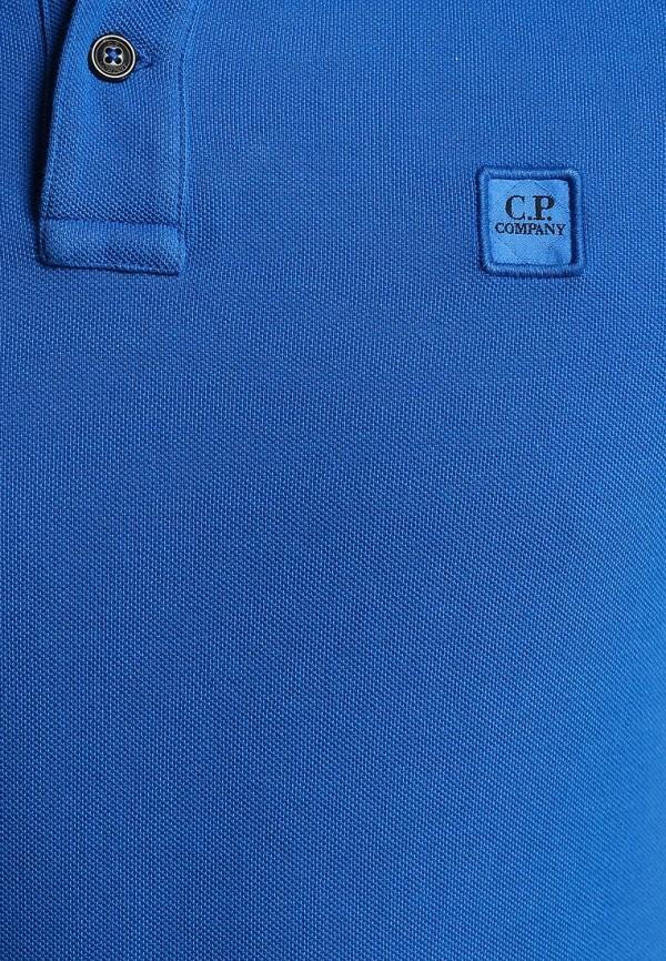 Мужские поло C.P. Company 15scput02122: изображение 2