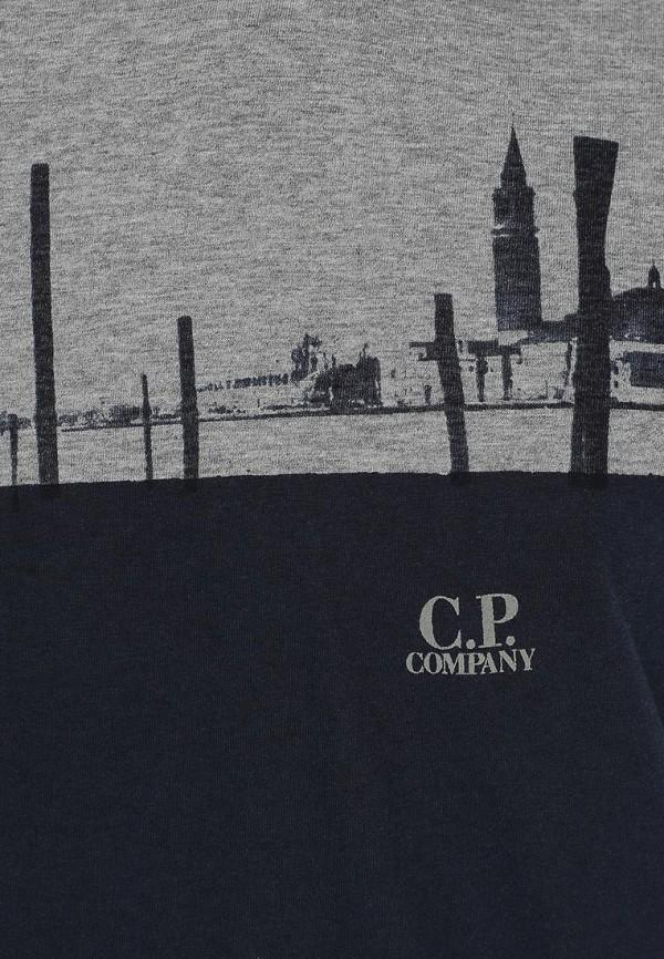 Футболка с коротким рукавом C.P. Company 15SCPUH02635: изображение 3