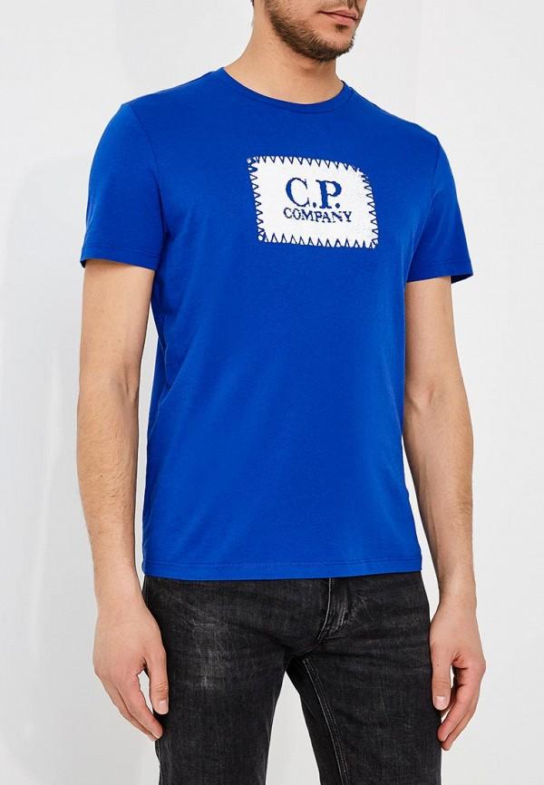 Футболка C.P. Company C.P. Company CP001EMYQR47 company men