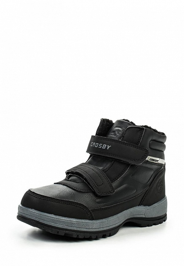 Ботинки для мальчиков CROSBY 258965/01-03