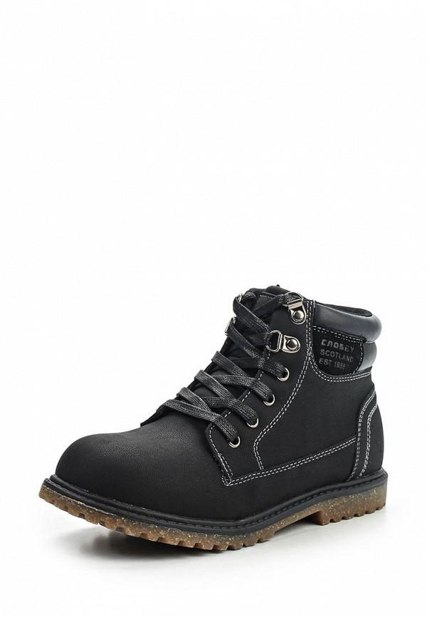 Ботинки для мальчиков CROSBY 268106/01-01