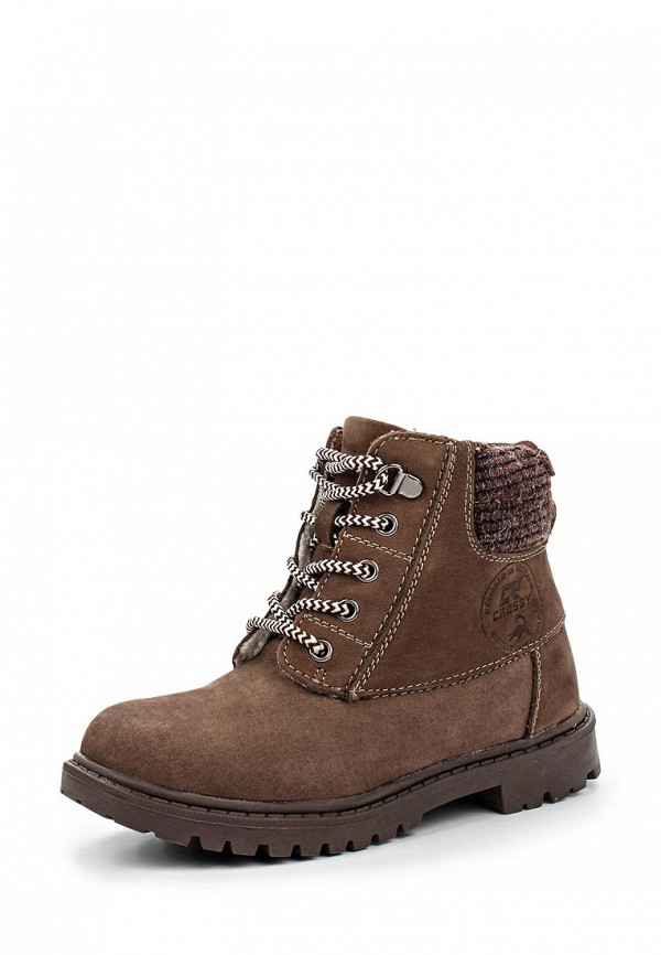 Ботинки для мальчиков CROSBY 268573/01-02