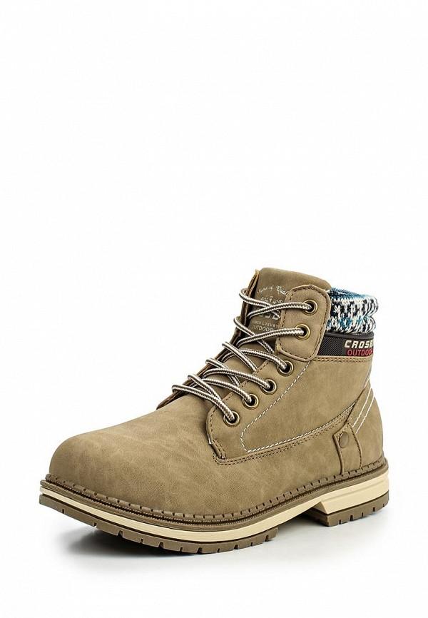 Ботинки для девочек CROSBY 268093/01-05