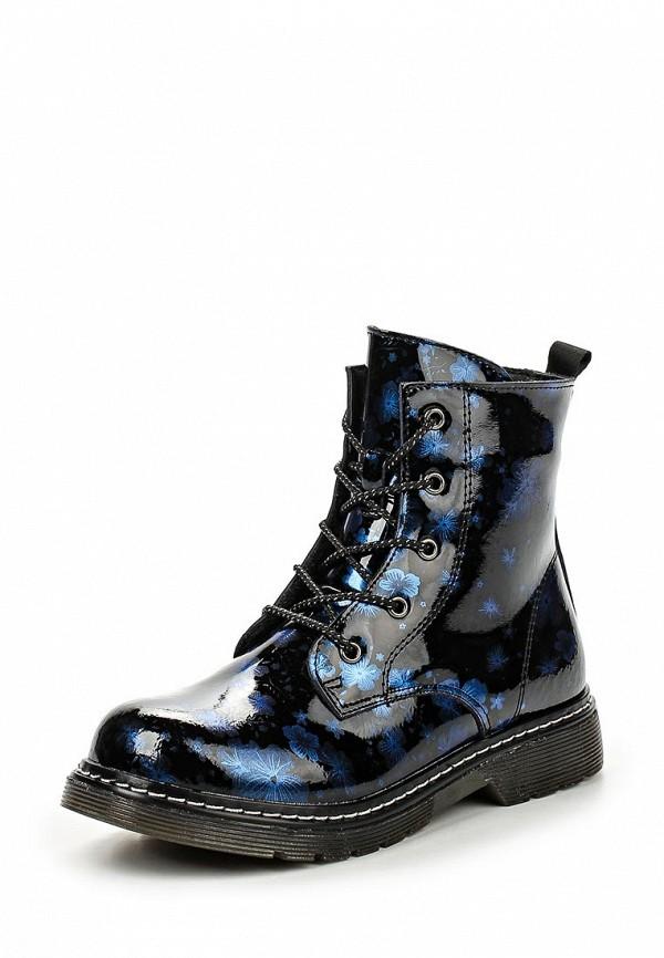 Ботинки для девочек CROSBY 268437/01-02