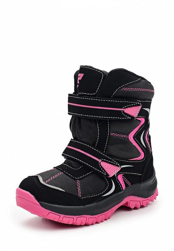 Ботинки Crosby Crosby CR004AGUKI24 ботинки блестящие с помпонами 19 24