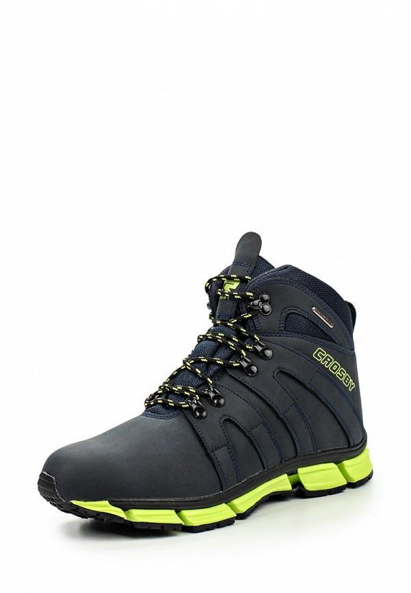Спортивные мужские ботинки CROSBY 468059/01-01