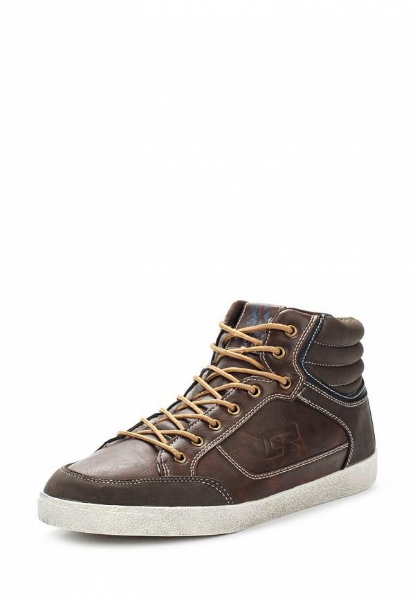 Кеды Crosby Crosby CR004AMUDS01 ботинки для мальчика 268032 01 01 коричневый crosby