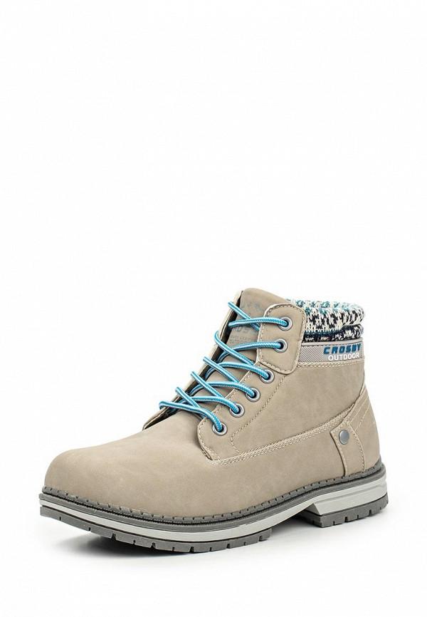Ботинки Crosby 468158/01-02