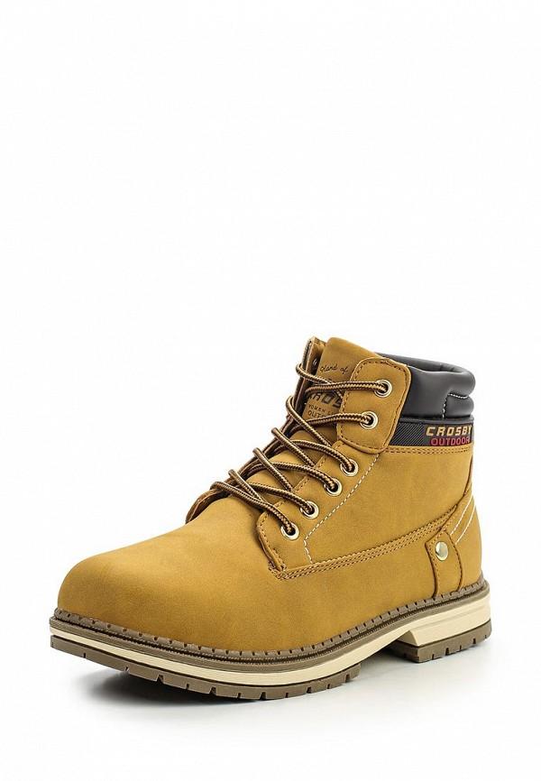 Ботинки Crosby 468158/01-04
