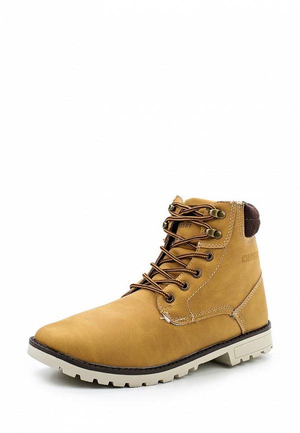 Ботинки Crosby Crosby CR004AWUDH44 ботинки для мальчика 268032 01 01 коричневый crosby