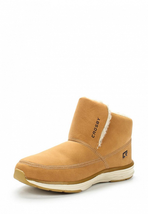 Ботинки Crosby Crosby CR004AWUDH47 ботинки для мальчика 268032 01 01 коричневый crosby