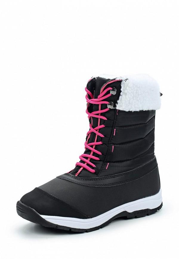 Купить Ботинки Crosby, CR004AWUDH73, черный, Осень-зима 2017/2018