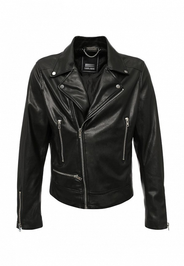 Кожаная куртка Criminal Damage BIKER JACKET