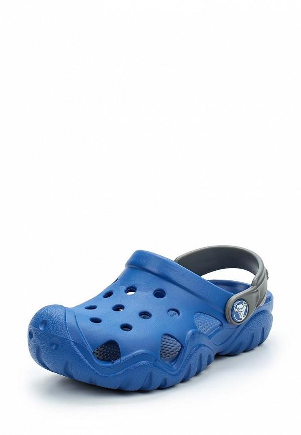 Сабо Crocs Crocs CR014ABARQC2 слипоны crocs crocs cr014amred11