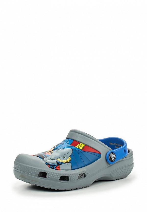 Сланцы для мальчиков Crocs (Крокс) 201232-0Z3
